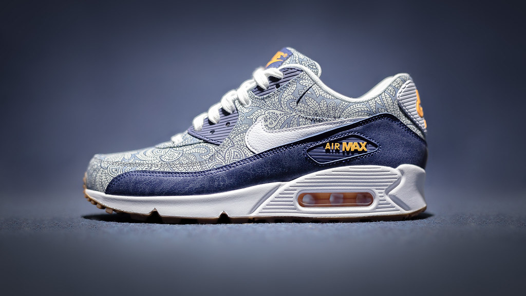 the best attitude 257d4 c024d ... Nike Air Max 90 Liberty   by BY DIMWORKS