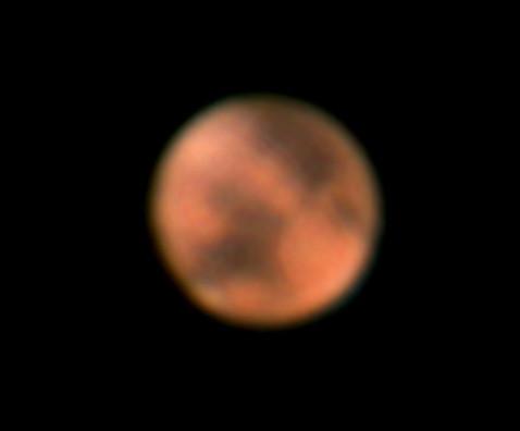 Mars on 4/16/14 | by FlintstoneStargazer