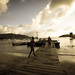Bequia at Sunset by Chris.Gordon