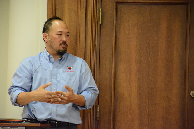 NSLC Medicine: Guest Lecture by Jeff Tanaka, Head Trainer of the Chicago Bulls August 8, 2015