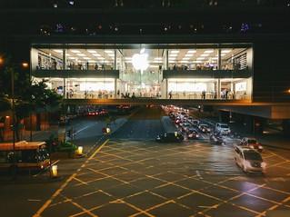 Causeway Bay Apple Store Exterior | by sangsara