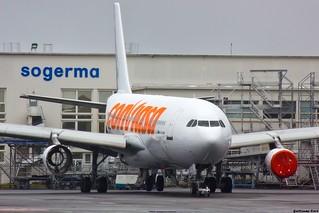 YV1004 A340-200 Conviasa