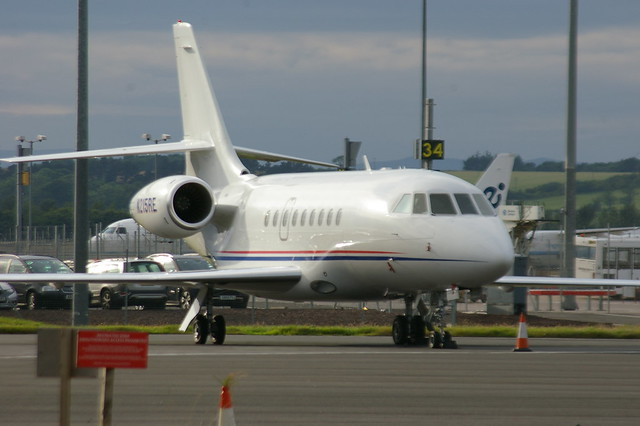 N215RE Dassault Falcon 2000 c/n 215