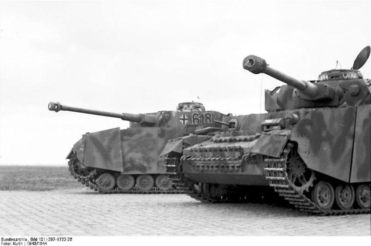 Pancerna IV Ausf.A. A-J