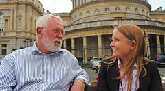 Mairead Farrell and Martin Ferris