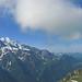 Mont Blanc vu du haut du téléphérique du Brévent by µµ