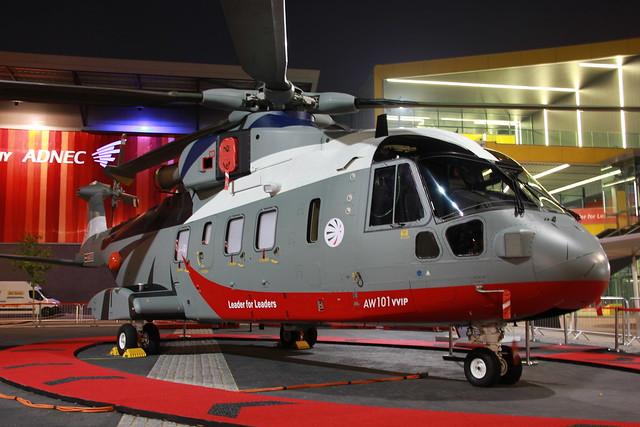 Westland Merlin Mk641