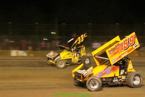 fremont jac and sheldon | by Haudenschild Racing