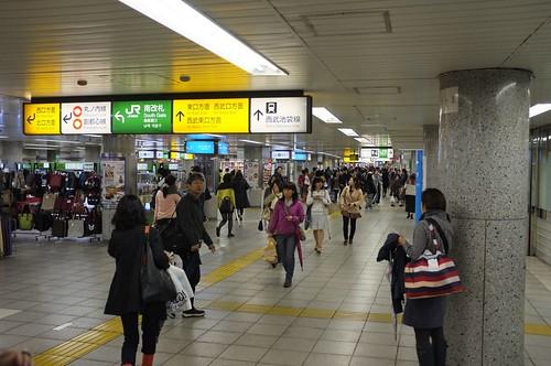 Ikebukuro Station   by MatthewW