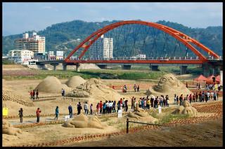 Nantou Sand Sculpture Festival (2009) | by ToddinNantou