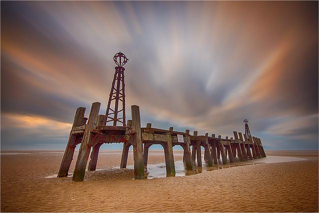 076/365 Lytham Iron Pier