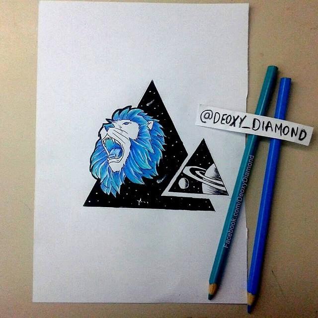Leaozinho Pra Unfixabl3 Draw Drawing Desenho Flickr