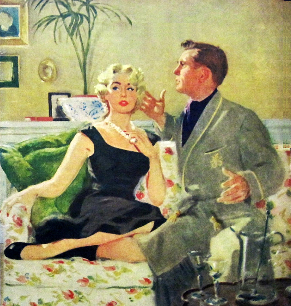 Coby Whitmore | Is he looking at someone besides her? I get … | Flickr