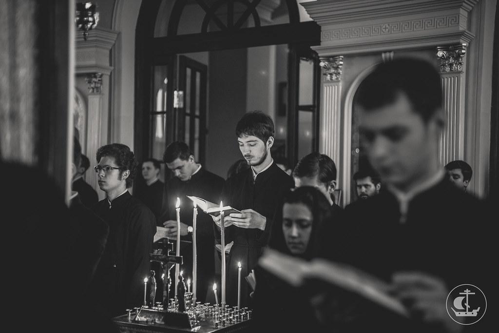 2 марта 2017, Четверг Первой седмицы Великого поста / 2 марта 2017, Thursday of the 1st Week of Great Lent