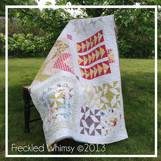 Make Life Bee Quilt