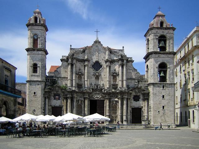 Catedral de San Cristobal de La Habana Vieja - Cuba