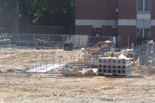 Chapel Construction 6