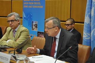 World Drug Report Press Briefing, 26 June 2013
