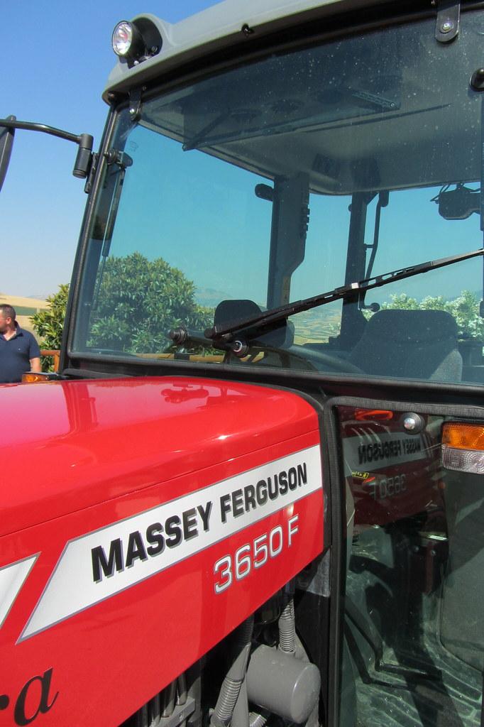 Massey Ferguson Trattori - Feudo Arancio 2013 - 4678