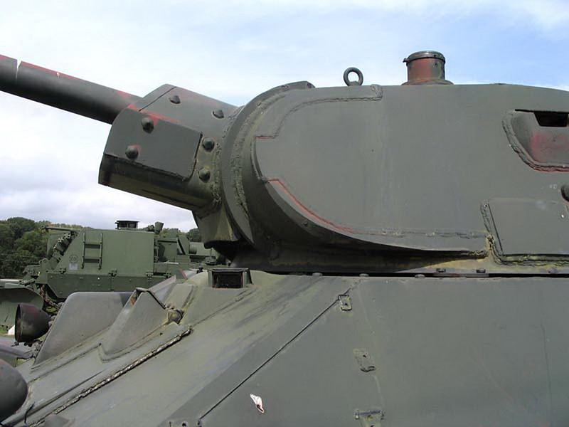 Т-34 76 Модель 1941 Года (8)