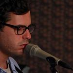 Mon, 09/09/2013 - 2:34pm - Live in Studio A, 9.9.2013 Photo by Deirdre Hynes