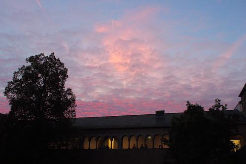 sunset clouds canon germany deutschland evening sonnenuntergang cloudy allemagne trier damncool trèves cloudsstormssunsetssunrises canoneos600d