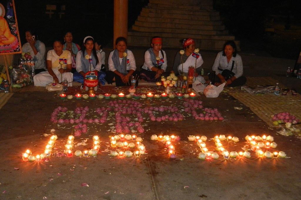 Phnom Penh: Protest day 7, 2013