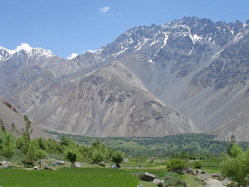 pakistan nwfp northwestfrontier chitral phargraman