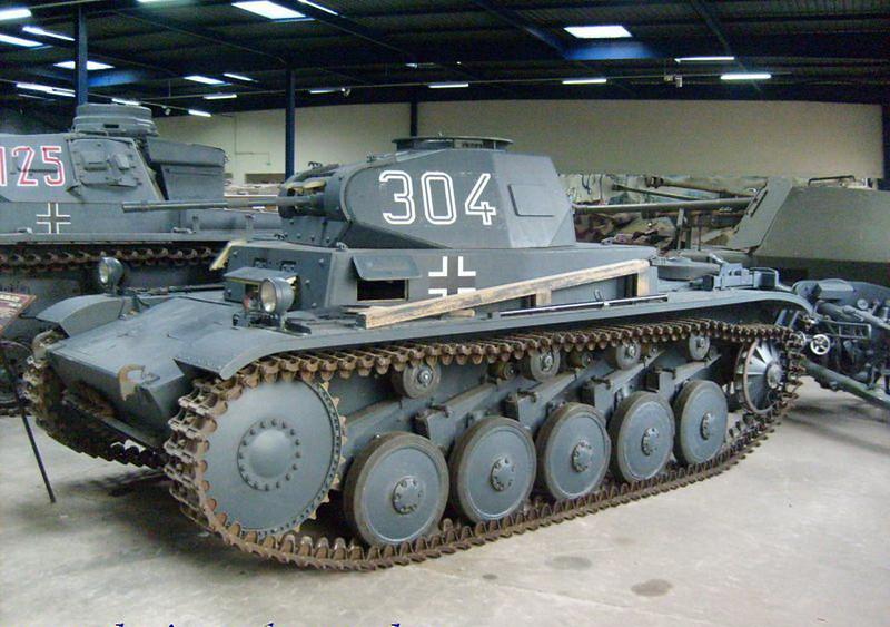 PzKpfw II (4)