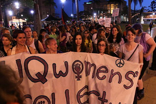 Reclaim the night Brisbane 2013