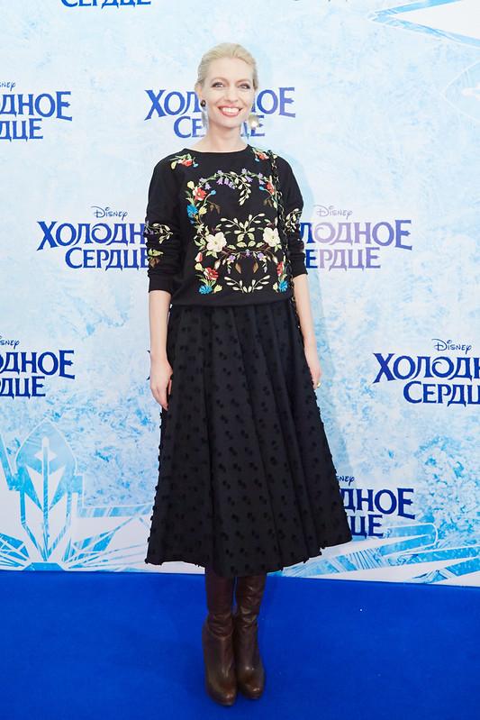 FROZEN_Moscow Premiere_Antonina Klimenko(Mobil'nie blondinki)