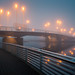 Fog Bridge by Mikko Lagerstedt