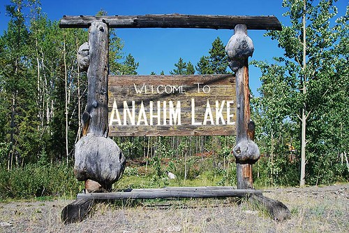 Anahim Lake, Highway 20, Chilcotin, BC