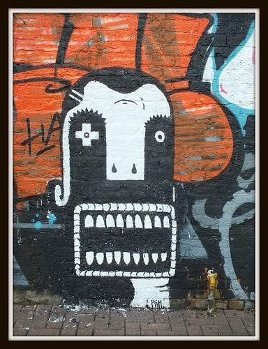 Shoreditch Graffiti: Shoreditch Graffiti And Street Art