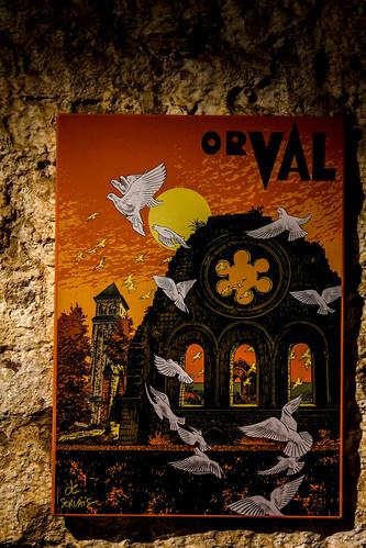 Abadía de Orval en Bélgica | by VivirEuropa