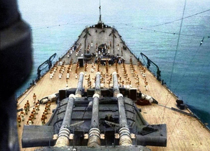 Japanse slagschip Yamato