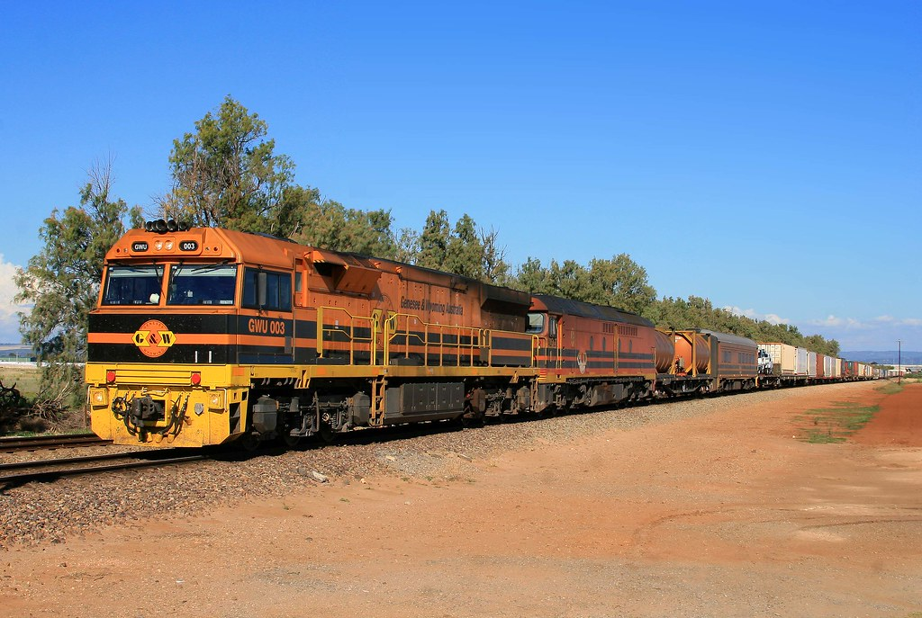 7AD1 GWU003+ALF20 by Trackside Photography Australia