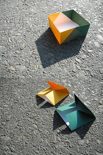 flat pack box | by Praise Pratajev