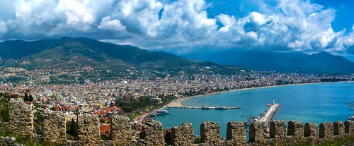 Alanya Bay panorama | by G · RTM