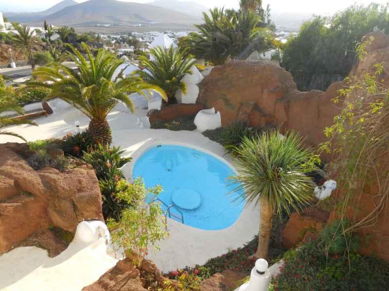 Piscina Lagomar Casa Omar Sharif Lanzarote 8