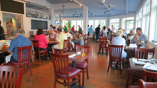 Ruddy Duck Seafood and Alehouse, St. George Island