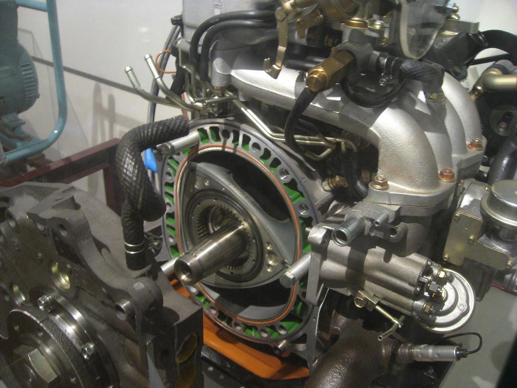 Új wankel motor