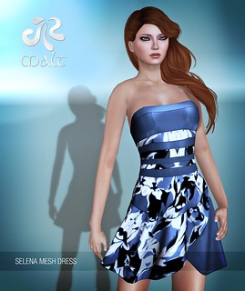 .:MALT:. Mesh - Selena Dress   by Khea Karas