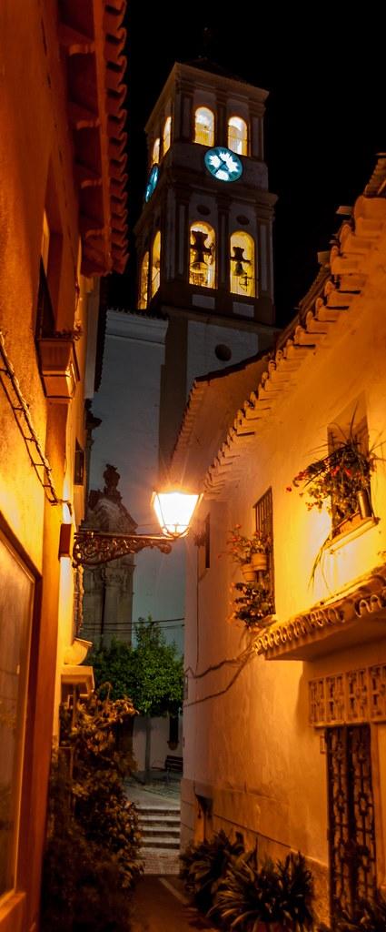 Iglesia Encarnación Marbella