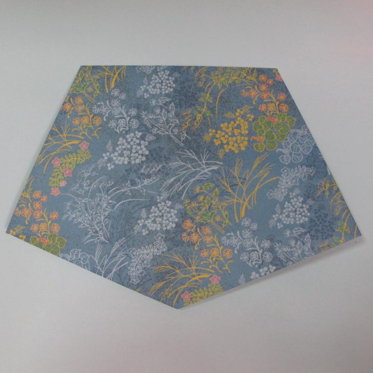 วิธีการพับกระดาษเป็นรูปม้า (Origami Horse) 024