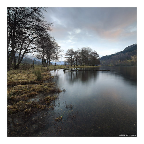 trees winter sunset grass zeiss fence reflections square scotland nationalpark availablelight lochlomond ze stirlingshire thetrossachs lochvoil balquhidder leefilters canoneos5dmkii distagont2821 distagon2128ze