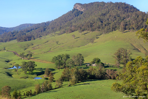 view australia gloucester nsw midnorthcoast ruralview rurallandscapes buckettsway mogranirange mogranilookout