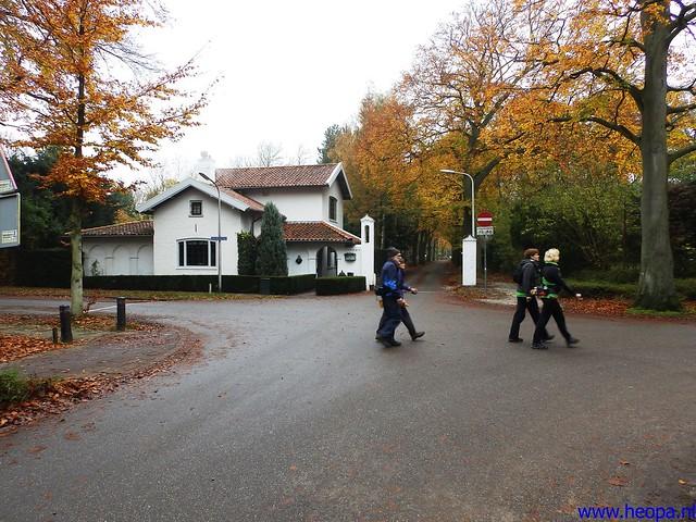 16-11-2013 Wassenaar 25 Km (32)