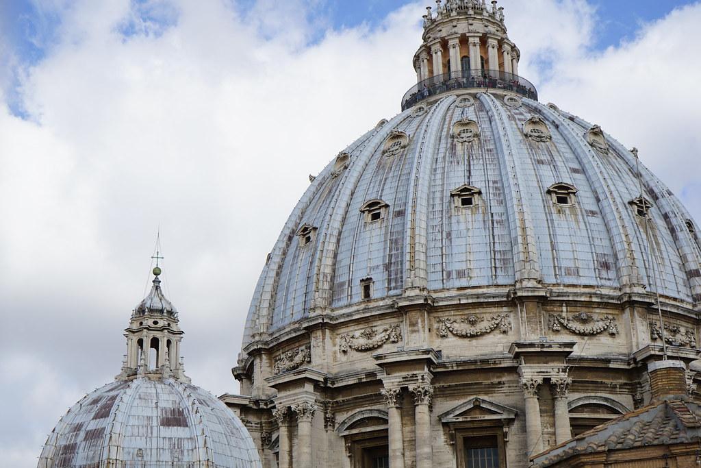 St. Peter's Basilica, Monastery Stays