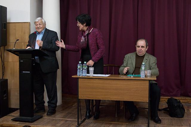 мая 18 2016 - 15:41 - Межвузовская научная конференция «Василий Осипович Ключевский – выдающийся историк, мыслитель, общественный деятель»